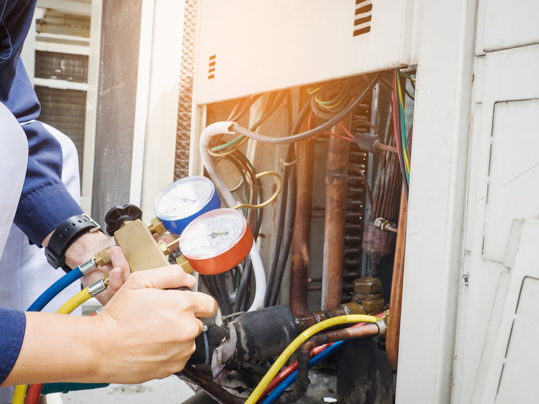 We can handle all your HVAC repair needs